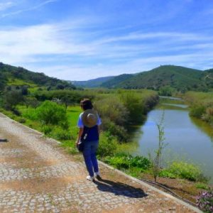 Circular walk in the hinterland of the East Algarve