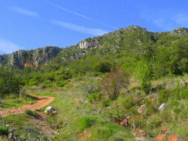 Rocha da Pena | Rock Garden in the hinterland