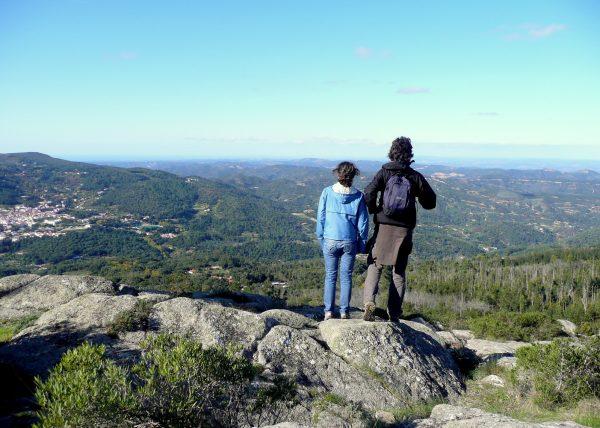 Bergwanderung Monchique