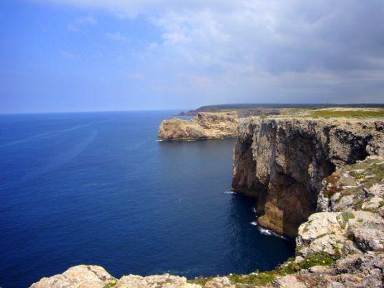 Küstenwanderung bei Sagres